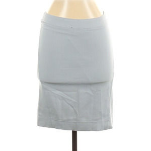 BCBGMAXAZRIA | Skirt Gray Mini Stretch Wool XXS